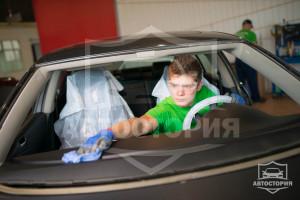 замена лобового стекла с выездом