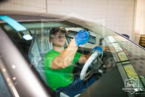 замена стекол на автомобиле